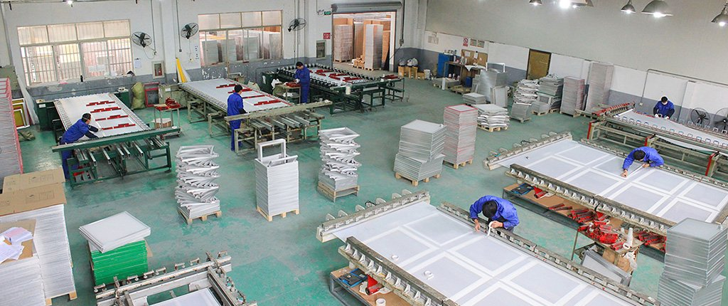 Aluminum Screen Printing Frames AL 20'' x 24'' with 280 Yellow Mesh (6 Pack) by GoldUpUSAInc