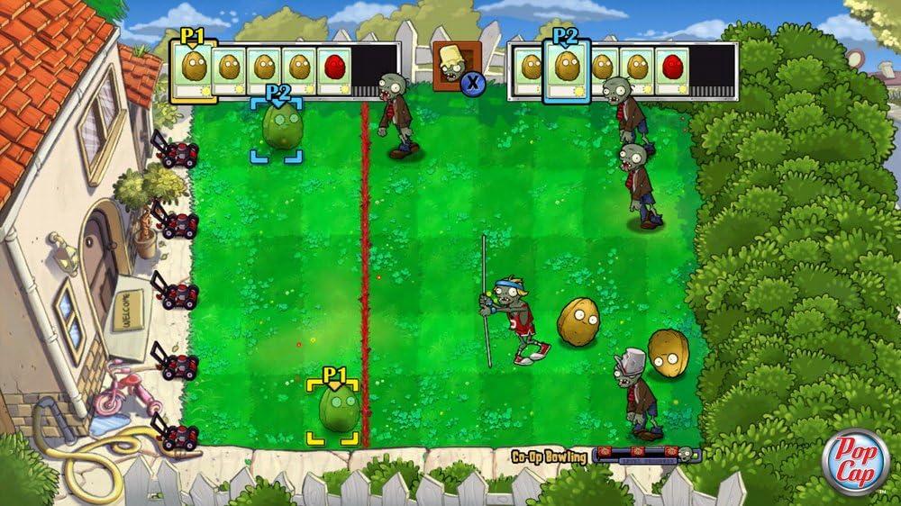 Amazon.com: Plants Vs. Zombies: Xbox 360: Video Games