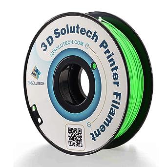 Amazon.com: 3d solutech Apple verde 1.75 mm ABS Filamento ...