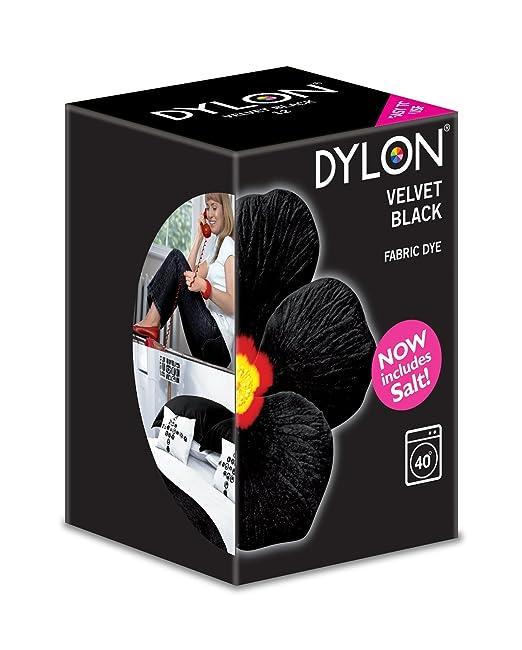 Dylon Tinte de Tejidos para Lavadora, Polvo: Amazon.es: Hogar