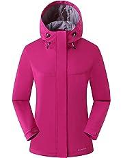 Eono Essentials Women's Mid-Weight Waterproof Jacket
