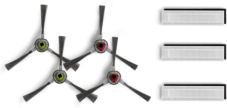 ECOVACS Kit de accesorios para su robot aspirador - DA60-KTA para ...