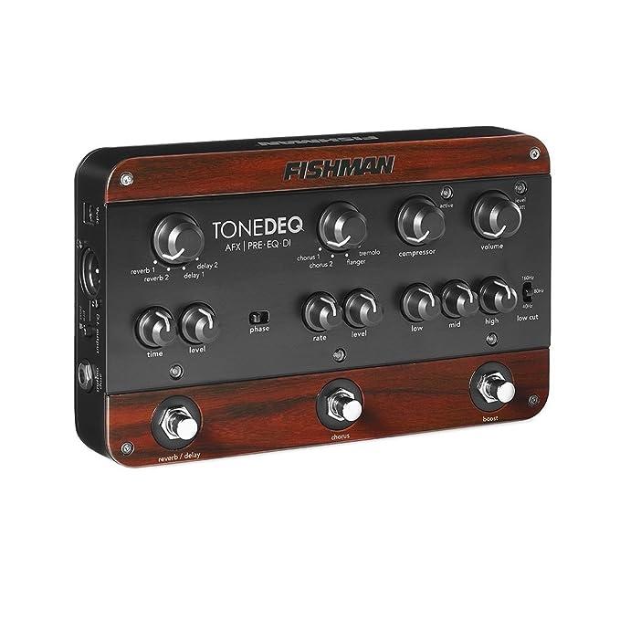 Fishman TONEDEQ - Pastillas guitarra acústica: Amazon.es: Instrumentos musicales