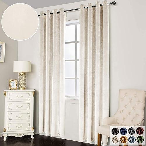 Reviewed: Super Soft Luxury Velvet Curtains