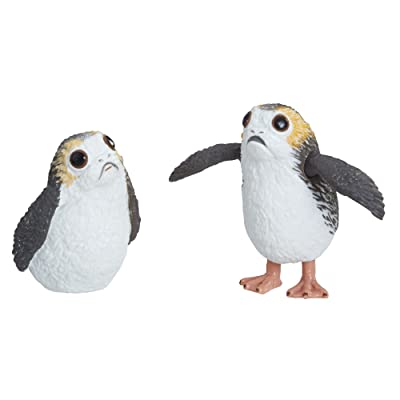 Star Wars The Black Series Porgs 2-Pack: Toys & Games