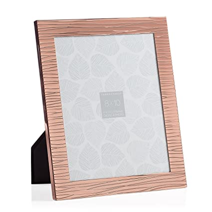 Amazon.com: Torre & Tagus 902556C Vita Lined Copper Frame - 8 by 10 ...