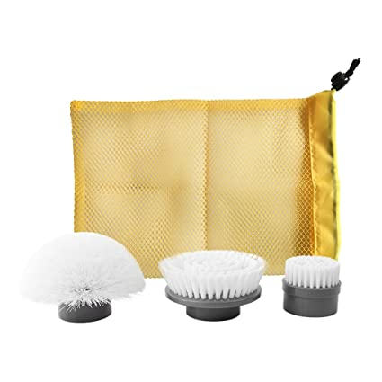 Turbo Scrub Kit de accesorios de cocina con Bono de colores bolsa de almacenamiento, hogar