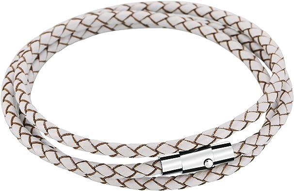 bracelet femme tresse