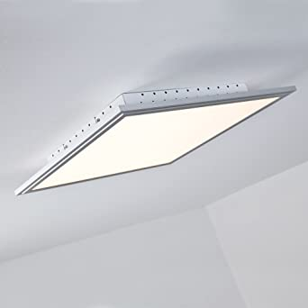Häufig LED Panel 32W Deckenleuchte, 42 x 42 cm eckig, inkl. Fernbedienung EO79