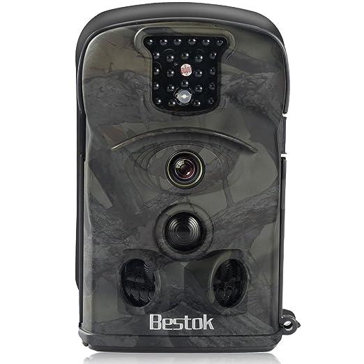 17 opinioni per Bestok Fotocamera da Caccia 12MP HD Macchine Fotografiche da Caccia Visione