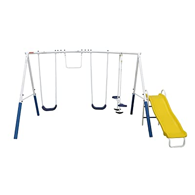 "XDP Recreation ""Blue Ridge Play Swing Set: Sports & Outdoors"
