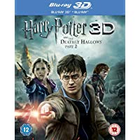 Harry Potter And The Deathly Hallows Part 2 [2017] [Region Free]