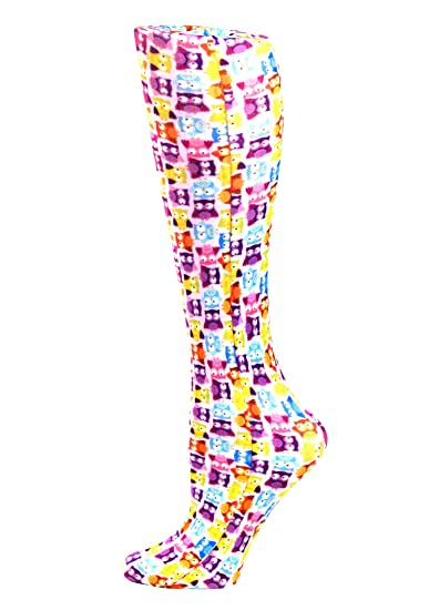 b1f7c9cb56 Image Unavailable. Image not available for. Color: Celeste Stein CMPS-1905 Therapeutic  Compression Socks ...
