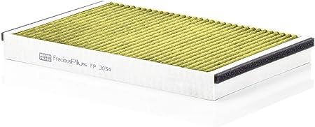 Original Mann Filter Innenraumfilter Fp 3054 Freciousplus Biofunktionaler Pollenfilter Für Pkw Auto