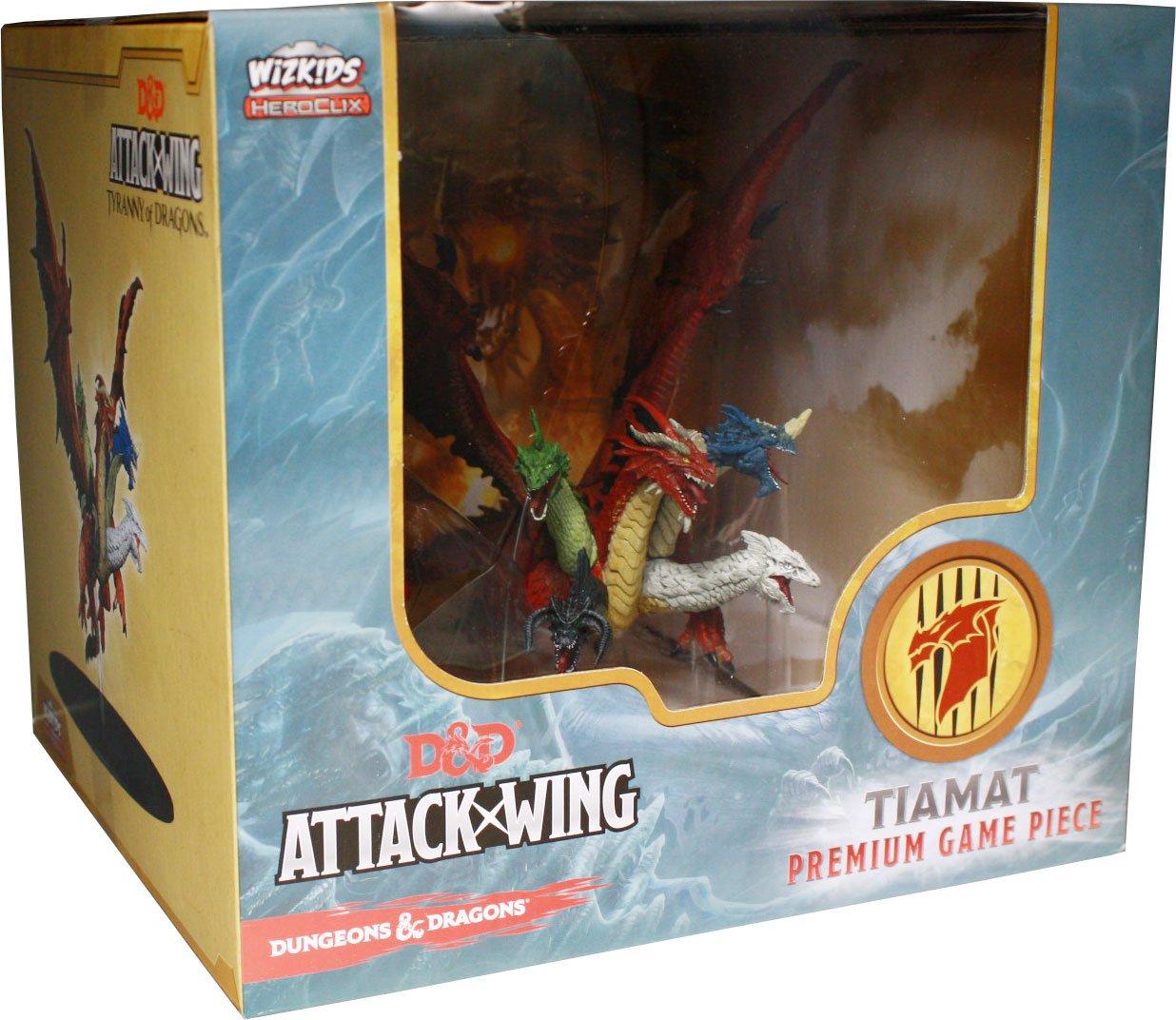 D & D Attack Wing Tyranny of Dragons Tiamat Premium Game Piece