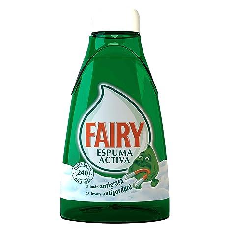 Fairy Espuma activa líquido lavavajillas recambio para ...