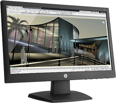 HP V193 18.5 in LED Monitor
