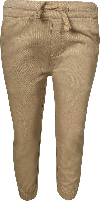 Woven Shirt Toddler, Little Kid and Jogger Pant Fleece Vest Ben Sherman Boys 3-Piece Pant Set