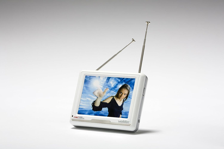 Wolder Street tv tv portátil con tdt: Amazon.es: Electrónica