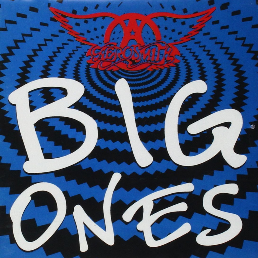 CD : Aerosmith - Big Ones