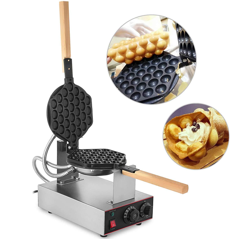 XHLLX Bandeja De Huevos Grill Wafflera Máquina Torta del Acero ...