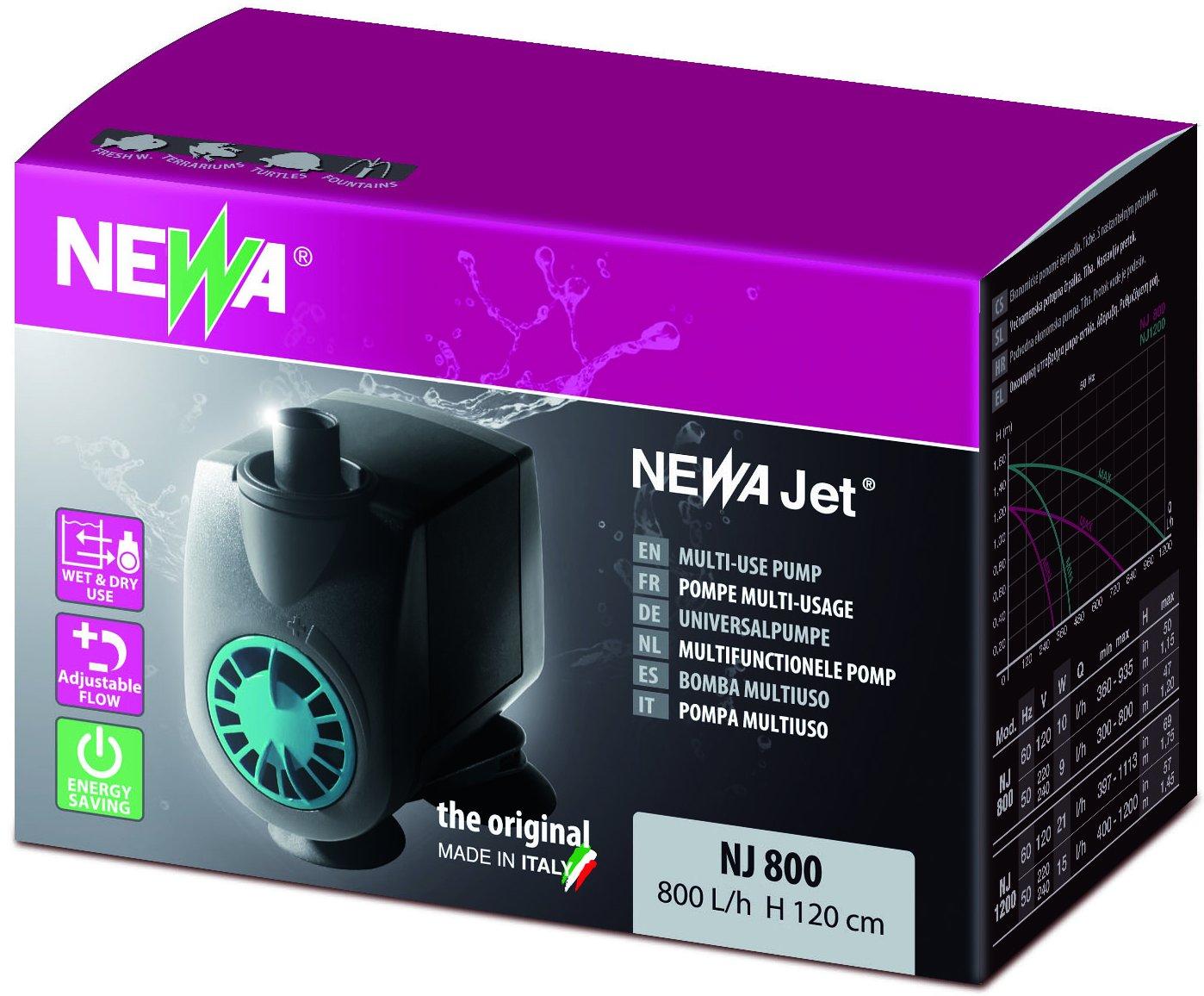 NEWA Jet 800 Pompe pour Aquariophilie AG503030