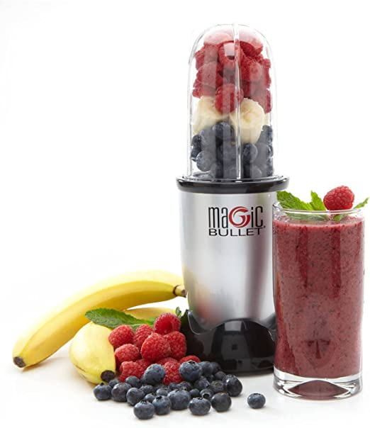 Magic Bullet Negro: Amazon.es: Hogar