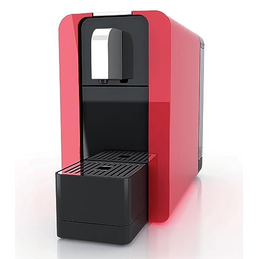 Cremesso Compact manual Máquina de café en cápsulas 1L 3tazas Rojo ...