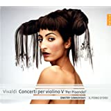 Concertos pour violon de Vivaldi, volume 5