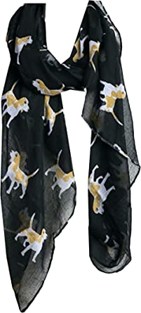 Basenji dog womans scarf ladies scarves printed with dogs on fashion shawl wrap