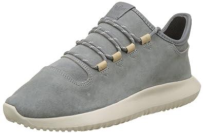 newest 187fe 6c8cc Adidas ORIGINALS Baskets Tubular Shadow, Gris (Grey Three Grey Three Clear  Brown