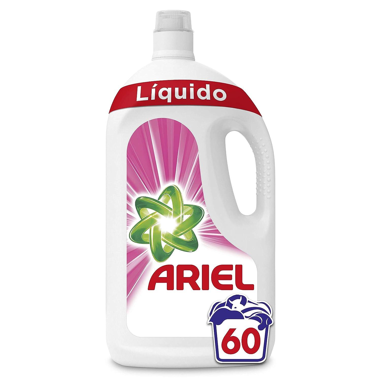 Ariel Sensaciones Detergente Líquido 3.3l - 60Lavados