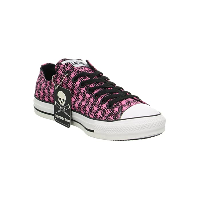 944d681f514f Converse AllStars   Jackass Skull   Limited Edition Pink Size  9   Amazon.co.uk  Shoes   Bags