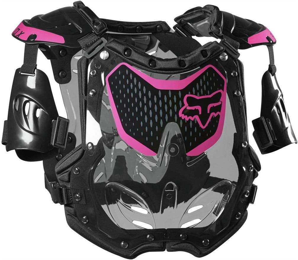 Black//Pink Fox Racing 2020 Womens R3 Roost Deflector