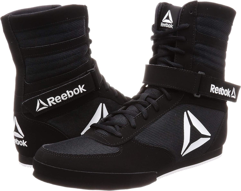 Reebok Boxing Boot Buck Zapatillas de Artes Marciales para Hombre