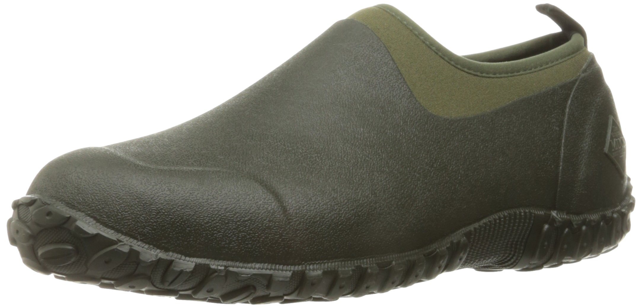 Muckster ll Men's Rubber Garden Shoes,Moss/Green,14 US/14-14.5 M US by Muck Boot