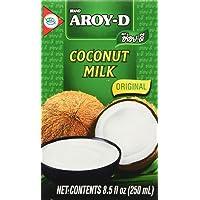 Aroy-d Coconut Milk 100% Original Net 8.5 Oz.(pack of 12)