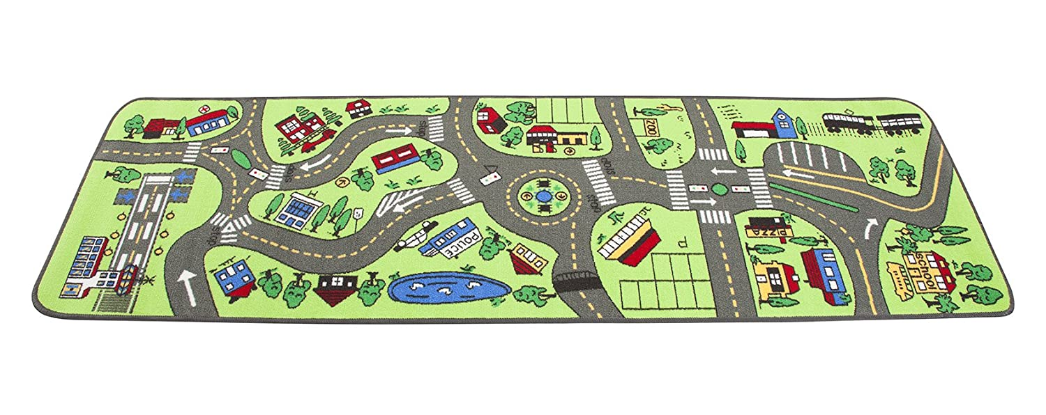 Road Rug For Toy Cars Roselawnlutheran