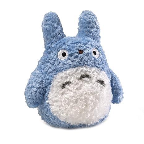 Amazon.com  GUND Fluffy Blue Totoro ffc464d7379c