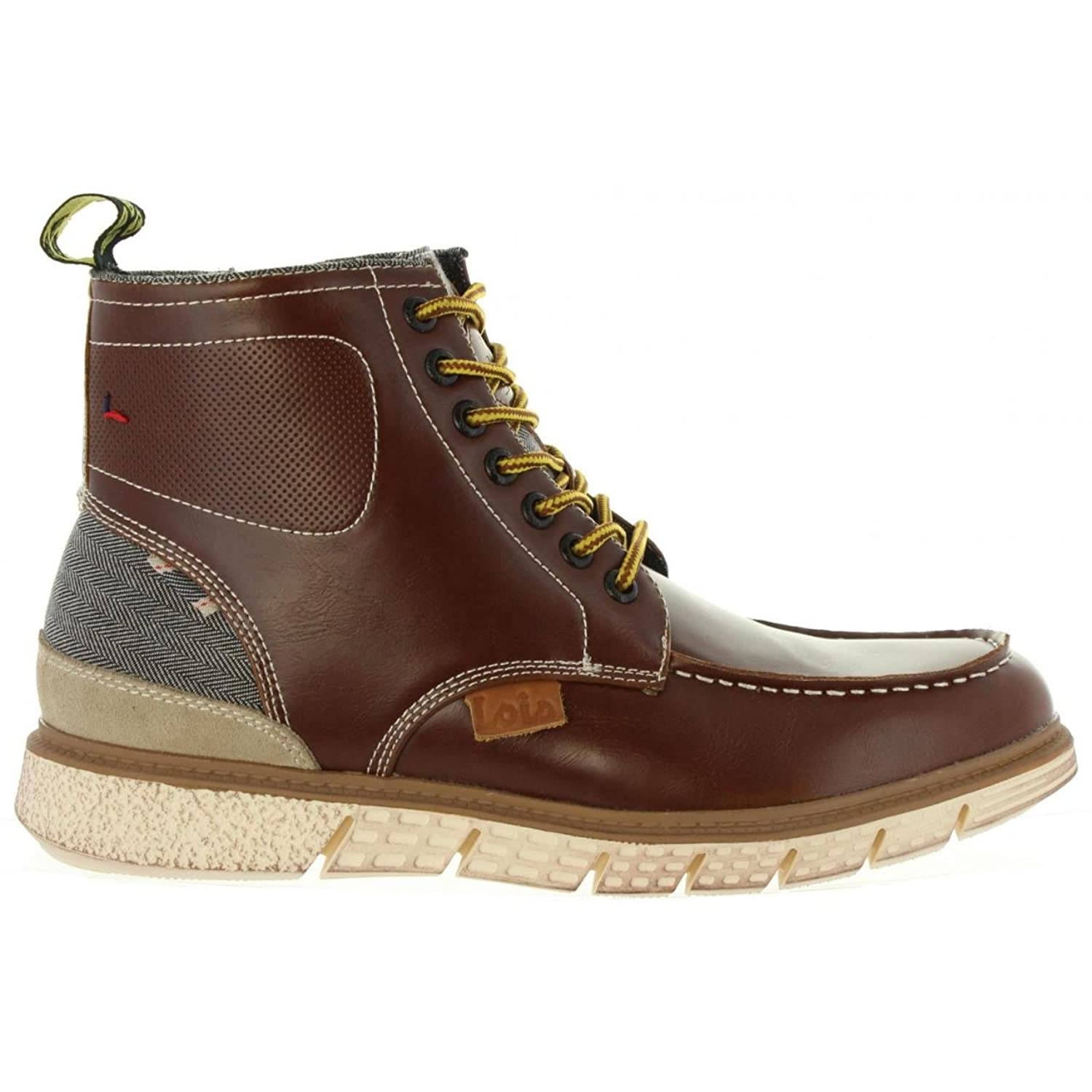 Lois Jeans 84501 Marrón - Chaussures Boot Homme