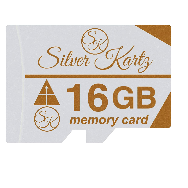 Silver Kartz 16GB SK A_Plus Memory Card