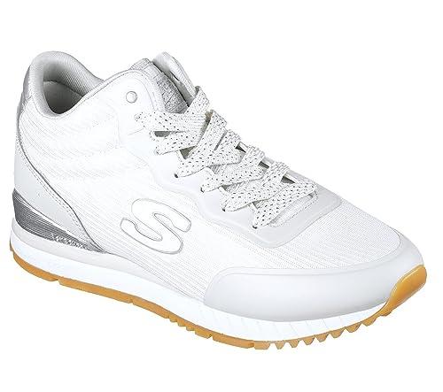a2bc9cbe36c79 Skechers 920 Calzado deportivo Mujeres Blanco 41  Amazon.es  Zapatos y  complementos