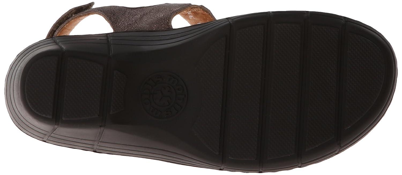 Mephisto Women's Maryse Wedge Taupe Sandal B00EUI0EWC 12 B(M) US|Dark Taupe Wedge Fashion 7d05c7