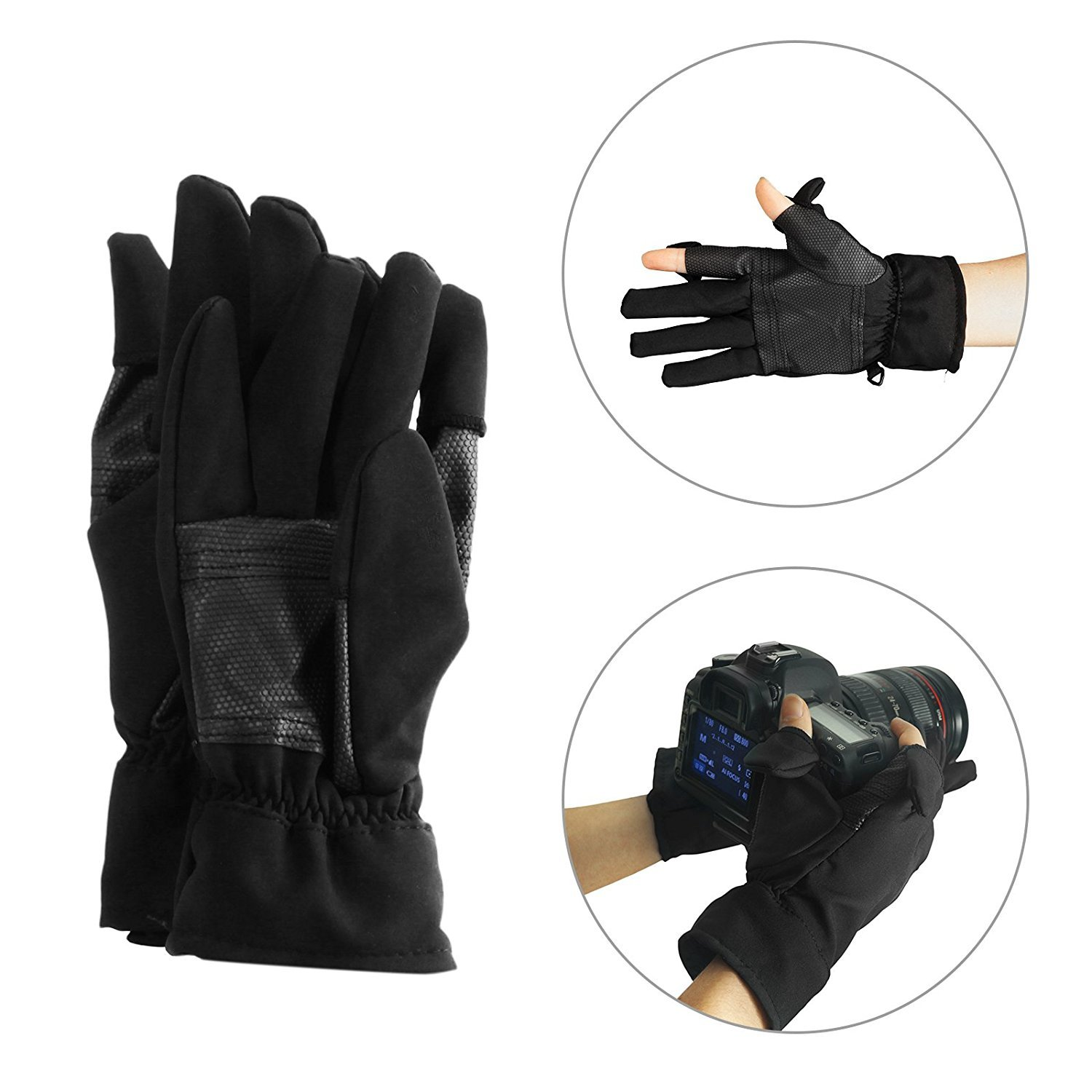 gifts for photographers under 10 dollars gloves