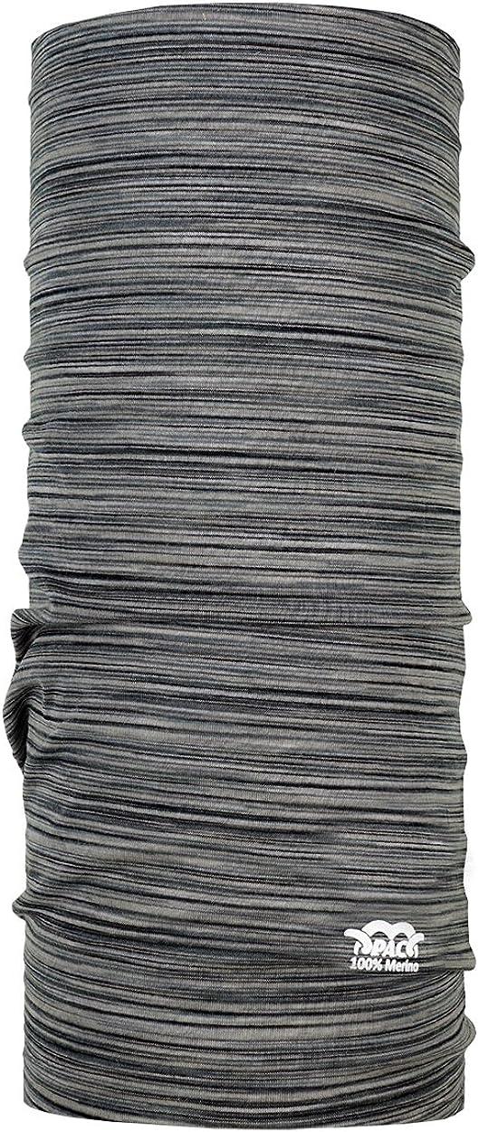 Kopftuch Halstuch 10 Anwendungsm/öglichkeiten Stone Rock Multifunktionstuch Merino Wool Multi Unisex P.A.C Schal Merinowoll Schlauchtuch