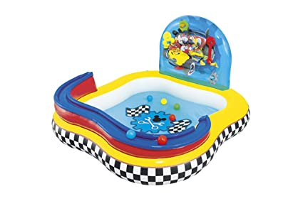Amazon.com: Mickey Mouse Playcenter: Toys & Games