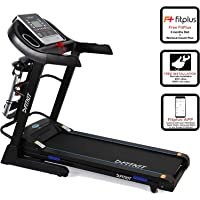 Fitkit FT063 7 in 1 Auto Incline Motorized Multi Functional Treadmill (Free Installation Service)
