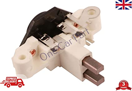 Regulador De Voltaje B200H 1127011175 1197311212 021903803B Bosch Alternador Nuevo