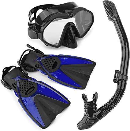 Arkmiido Ultra Dry Schnorchel, Pack de Snorkel, Unisex Ultrasport ...