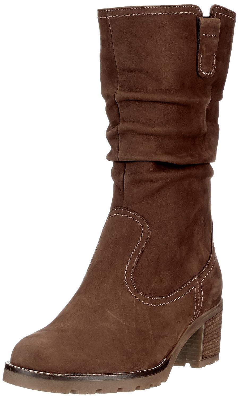 Braun (44 Nougat (Mel.)) Gabor schuhe Comfort Sport, Damen Kurzschaft Stiefel